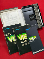 VIEW boxed set ROM Manuals etc for BBC A, B or B+ Acorn Software SBB03