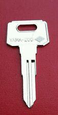 Key Blanks Adecuado Para Yamaha Motocicletas