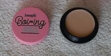 BENEFIT~BOI-ING AIRBRUSH CONCEALER-COLOR LIGHT-MEDIUM #2 NEW IN BOX .05 OZ