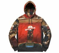 Supreme Scarface The World Is Yours Hooded Sweatshirt Size L Mens FW17