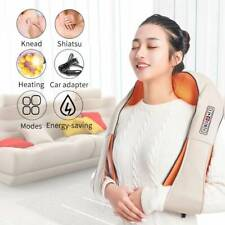 Shiatsu Back Neck Massager Muscle Relaxant Shoulder Body Massage U Machine Warm