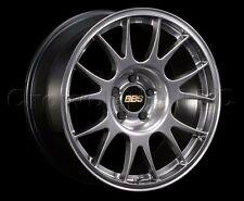 BBS 18 x 8 RE Car Wheel Rim 5 x 100 Part # RE875DBK