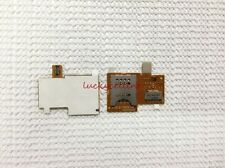 SIM SD Memory Reader Holder Slot Socket Flex Ribbon Sony Xperia Miro ST23 ST23i