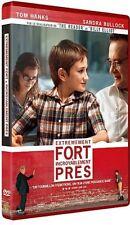 DVD *** EXTREMEMENT FORT ET INCROYABLEMENT PRES ***  Tom Hanks, Sandra Bullock,