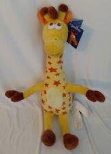 "Plush Geoffrey Giraffe Stuffed Animal Toys R Us 17"" NWT RARE COLLECTIBLE HTF"