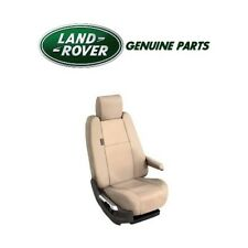 For Land Rover Range Rover 13-16 Front Almond Waterproof Seat Covers Set Genuine