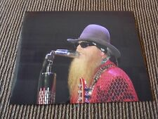 Zz Top Live 8x10 Live Color Concert Photo Dusty Hill #3