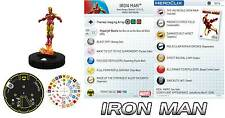 Iron Man #001A #1A The Invincible Iron Man Marvel Heroclix
