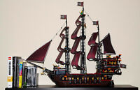 Lego MOC Scorpion's Soul Ultimate Pirate Ship Building Plans