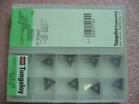 QTY 10x Tungaloy TCMT21.51-PS TCMT110204-PS NS530 NEW For Steel