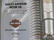 LIVRE  -  HARLEY-DAVIDSON MOTOR CO.LA COLLECTION OFFICIELLE