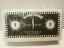 Sephora Edition 2006 Hasbro Monopoly Board Game Replacement Parts - Money