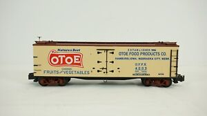 S Helper Service S Gauge 40' Wooden Billboard OFPX Reefer Item # 01638 NEW