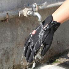 Running Men Women Winter Gloves Touch Screen Gloves Waterproof Windproof Gloves