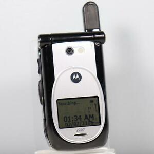 Motorola i930 (Nextel) Windows Flip Phone - iDen PTT
