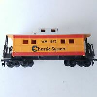 Life-Like HO Scale Chessie System WM 1872 Caboose   1872 1872