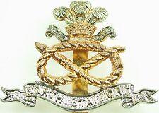 NORTH STAFFORD REGIMENT CLASSIC GENUINE REGIMENTAL CAP BADGE