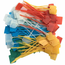 120mm Length  COLORFUL Nylon Cable Marker Ties Cable Label Mark Tag Wire Tidy