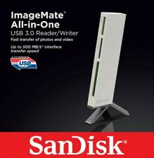 SanDisk ImageMate All-in-One USB 3.0 Reader/Writer SDDR-289-A20 NEW Sealed