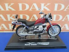 Die cast 1/24 Modellino Moto Guzzi Nevada 750 Club by Starline