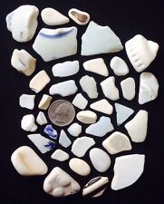 GENUINE SURF TUMBLED POTTERY, Hawaii BEAUTIFUL MIX!!!!