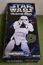 "STAR WARS COLLECTOR SERIES 12"" STORMTROOPER A NEW HOPE"