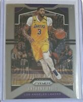 Anthony Davis -Prizm update- 2019-20 Panini Chronicles 🏀 Los Angeles Lakers