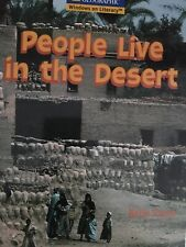 'People Live in the Desert' by Belle Perez - National Geographic, Social Studies