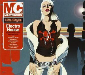 MC Mastercuts: Life Style, Electro Hous -Various Artists -New & Sealed CD BoxSet