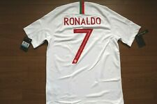 Cristiano Ronaldo #7 Portugal Soccer Jersey 100% Original  2018 World Cup Away