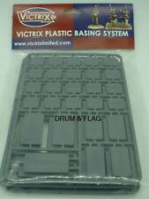 Paolina Misto Taglia in plastica BASI. GIOCHI di guerra. basso profilo in plastica grigia.