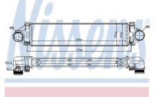 NISSENS Radiador de aire admisión VOLVO XC60 V70 XC70 S80 V40 CHEVROLET 96471