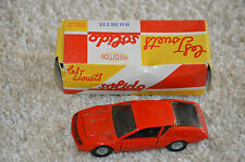 voiture miniature - RENAULT Alpine A110 rouge - 1/43 - en boite