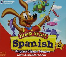 JumpStart Spanish Children's Language Learning Software