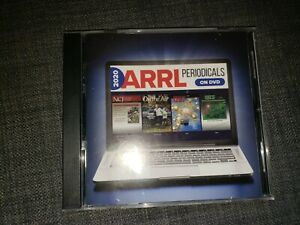 ARRL Periodicals 2020 on DVD QST NCJ QEX Ham Radio Magazines
