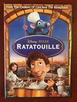 Ratatouille (DVD, 2007, Disney Pixar) - STK