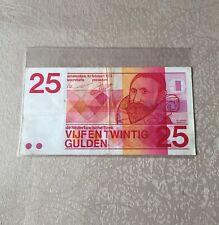 Bankbiljet 25 Gulden 1971