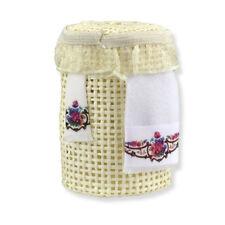 Reutter Porzellan Wäschekorb / Laundry Basket Puppenstube 1:12 Art. 1.765/8