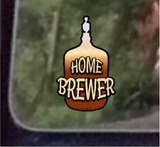 """ProSticker 2802 (One) 4.5"""" Home Brewer Decal Sticker"""