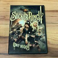 Sucker Punch (DVD, 2011, Canadian) Widescreen