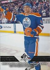 2013-14 SP Authentic #167 Taylor Hall Authentic Moments