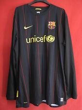 Maillot Barcelone Nike Unicef Barcelona FCB Goal 2009 Manche Longue shirt - XXL