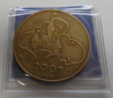 Disney Coin DLR Disneyland Resort Walt Disney Travel Company 2007