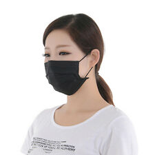 10x Disposable Mask Anti-dust Flu Warm Face Sports Respirator Outdoor Mouth BF