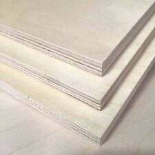 "BALTIC BIRCH PLYWOOD 1/2"" (12mm) premium  b/bb grade APPROX 12"" X 24"" 3 PIECES"