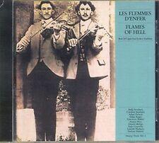 LES FLEMMES D'ENFER - FLAMES OF HELL- IMPORT CD- SEALED