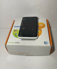 HTC One X - 16GB - White (AT&T) Smartphone New Open Box