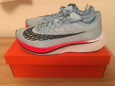 Nike Zoom Vaporfly 4% Ice Blue Bright Crimson UK 11 US 12