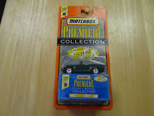 MATCHBOX PREMIER COLLECTION 1969 CAMARO SS 396 RUBBER  TIRES NEW