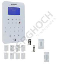 BERGHOCH 868 MHz GSM Funk Alarmanlage Komplett Set ASK – Set 2